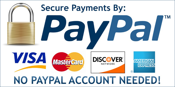 SIMPLE & SECURE PAYMENTS