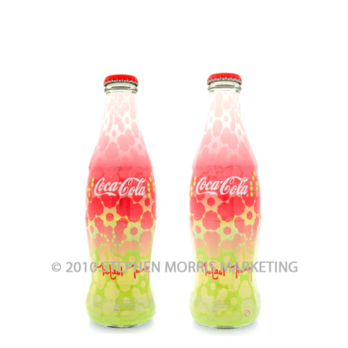 Coca-Cola Bottle 2003. Product Code B3-0