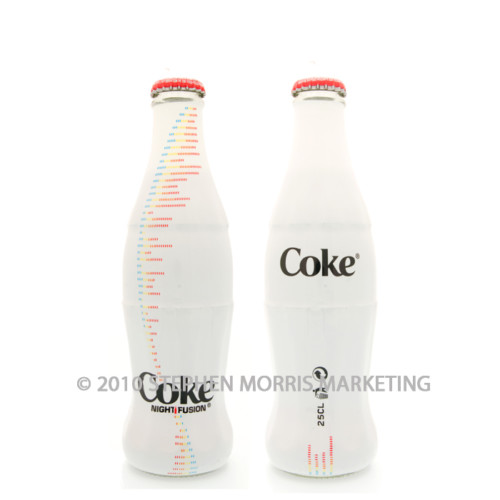 Coca-Cola Bottle 2004. Product Code F4-0