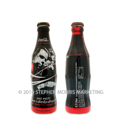 Coca-Cola Bottle 2005. Product Code D101-0