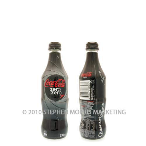 Coca-Cola Zero Bottle 2009. Product Code H101-0