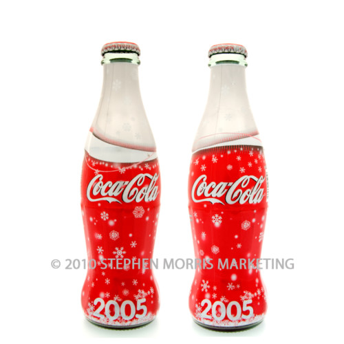 Coca-Cola Bottle 2005. Product Code T3-0
