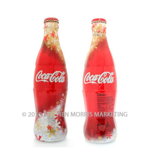 Coca-Cola Bottle 2005. Product Code K4-0