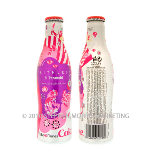 Coca-Cola Bottle 2007. Product Code F14-0
