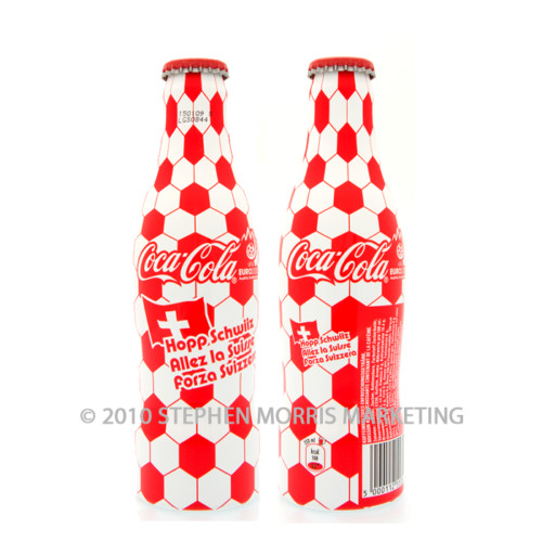 Coca-Cola Bottle 2008. Product Code P1A-0