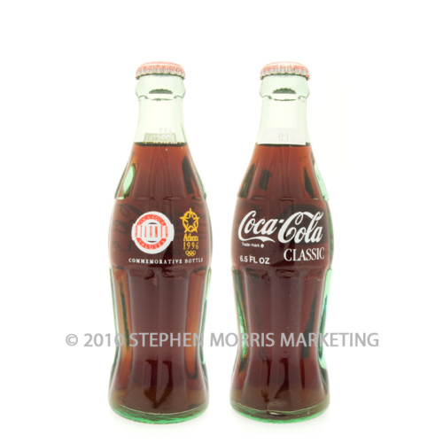 Coca-Cola Bottle 1996. Product Code A293-0