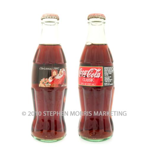 Coca-Cola Green 1997. Product Code A340-0