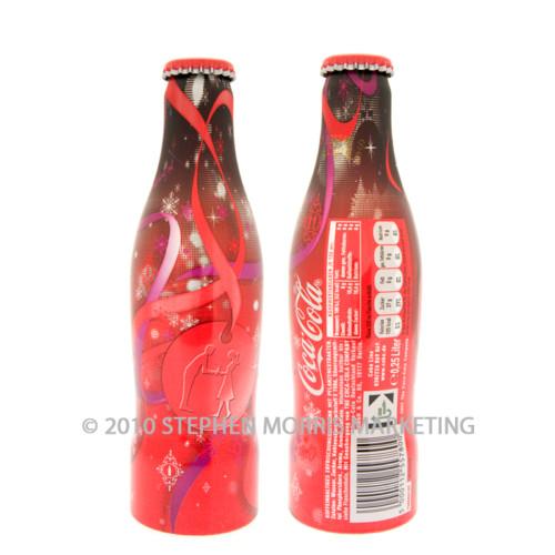 Coca-Cola Bottle 2007. Product Code D118-0