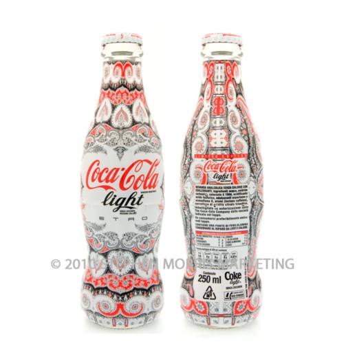 Coca-Cola Bottle 2009. Product Code I8-0
