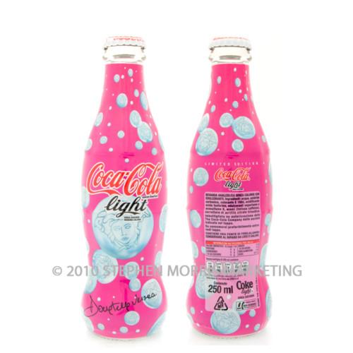 Coca-Cola Bottle 2009. Product Code I10-0