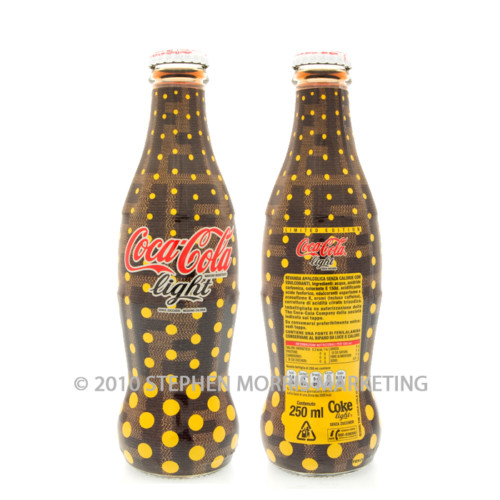 Coca-Cola Bottle 2009. Product Code I13-0
