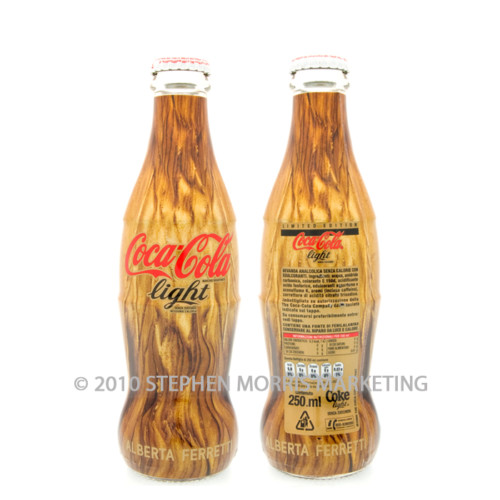 Coca-Cola Bottle 2009. Product Code I12-0