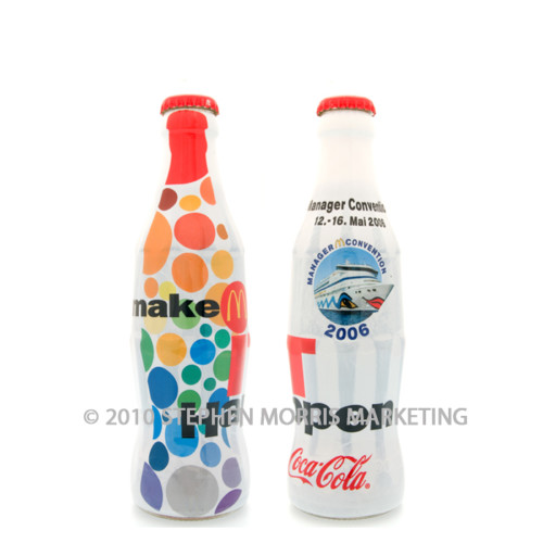 Coca-Cola Bottle 2006. Product Code D110-0