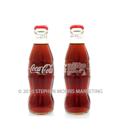 Coca-Cola Bottle. Product Code L100-0