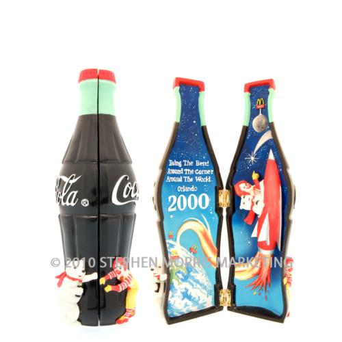 Coca-Cola McDonalds 2000. Product Code A201-0