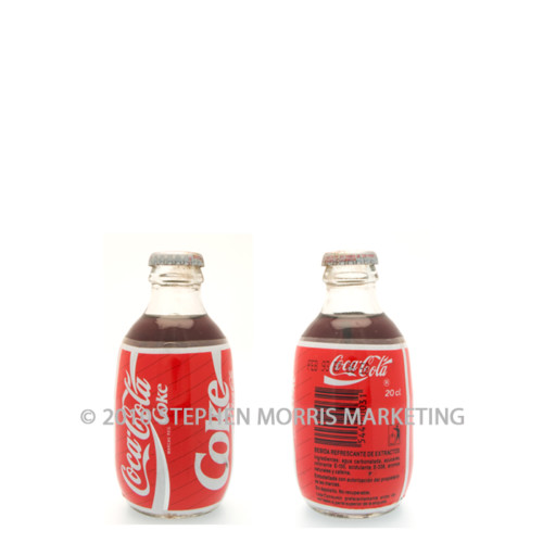 Coca-Cola Bottle Issued 1993. Product Code V101-0