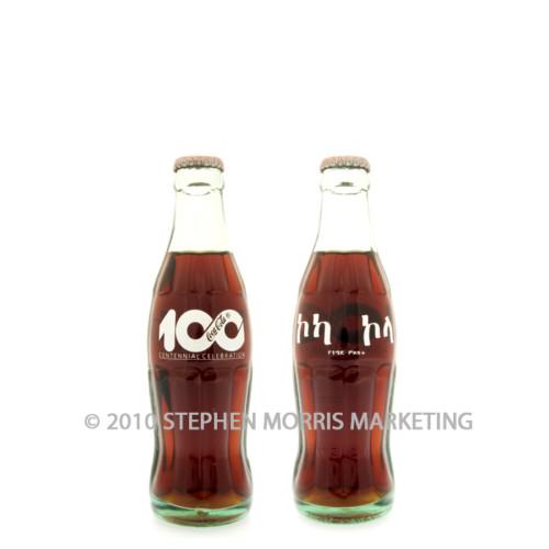 Coca-Cola Bottle. Product Code ET100-0
