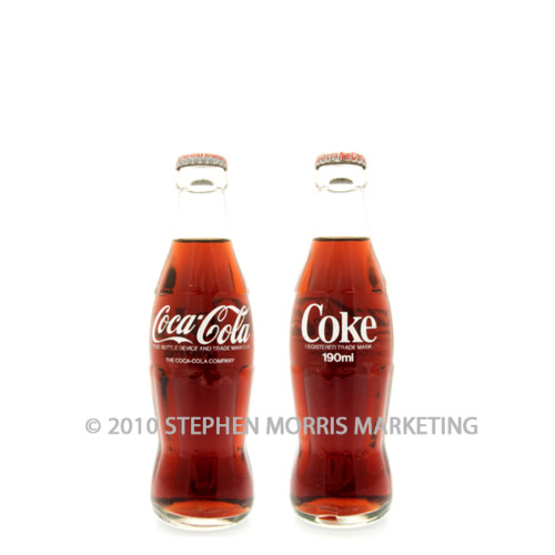 Coca-Cola Bottle. Product Code A203-0