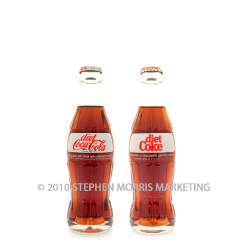 Coca-Cola Diet. Product Code A204-0