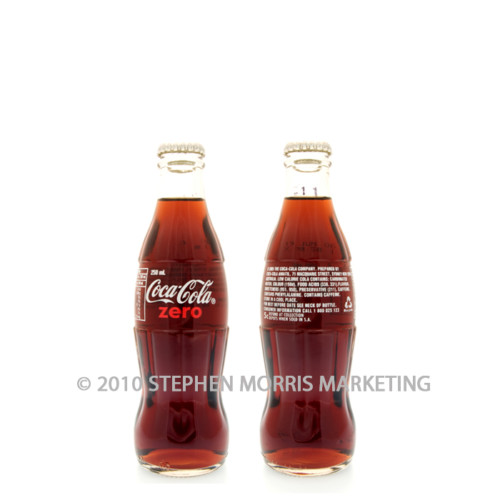 Coca-Cola Zero 2005. Product Code H100-0