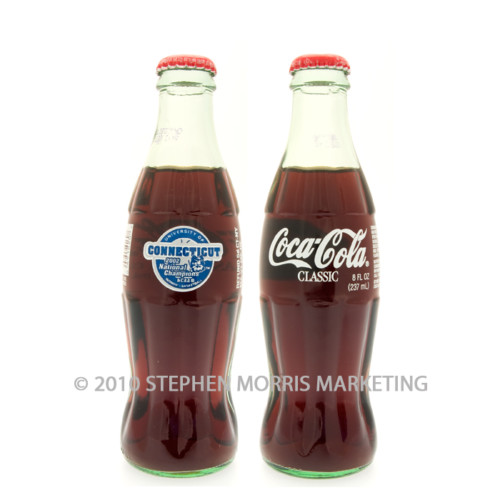 Coca-Cola Classic Bottle. Product Code A276-0