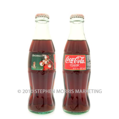 Coca-Cola Classic 1996. Product Code A277-0