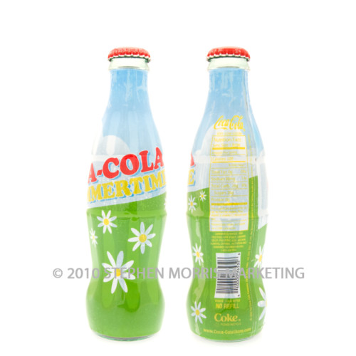 Coca-Cola Bottle 2008. Product Code A282-0