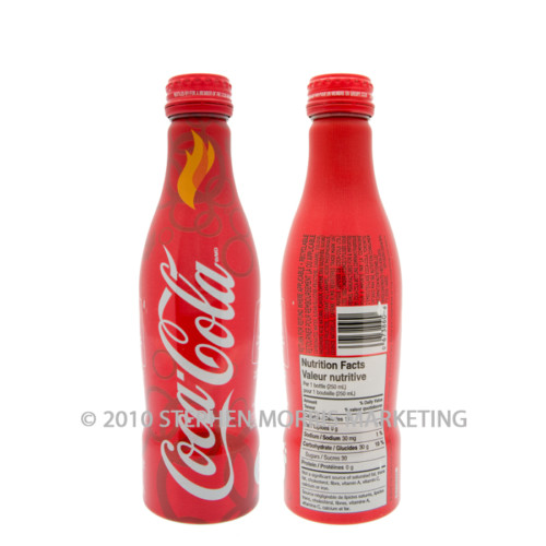 Coca-Cola Bottle. Product Code CN1-0