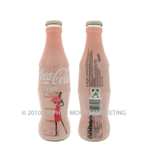 Coca-Cola Bottle. Product Code D121-0