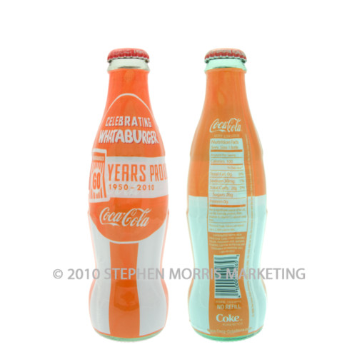 Coca-Cola Bottle. Product Code A370-0