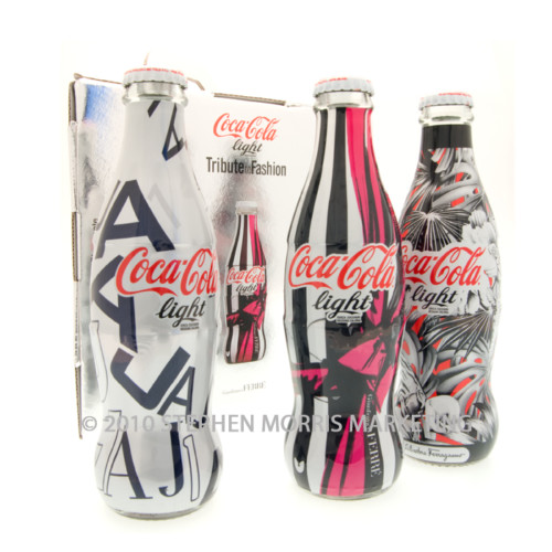 Coca-Cola Italy Boxed Set. Product Code I16-0