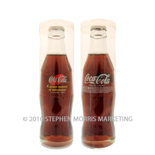 Coca-Cola Bottle. Product Code B1-0