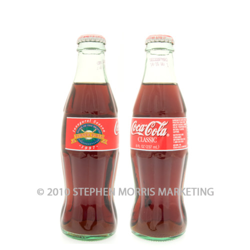 Coca-Cola Classic Bottle. Product Code A38-0