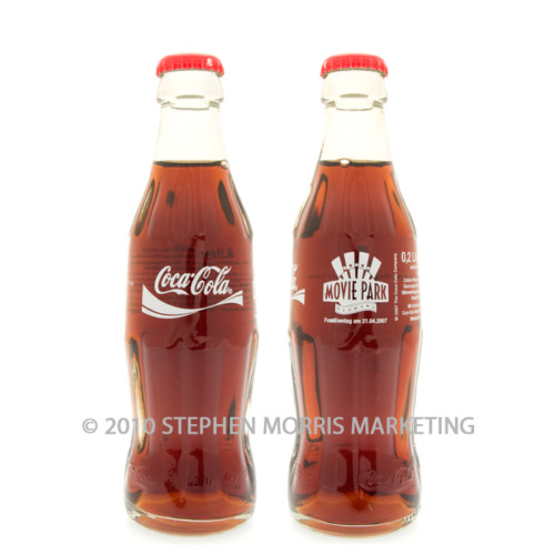 Coca-Cola Classic Bottle. Product Code A336-0