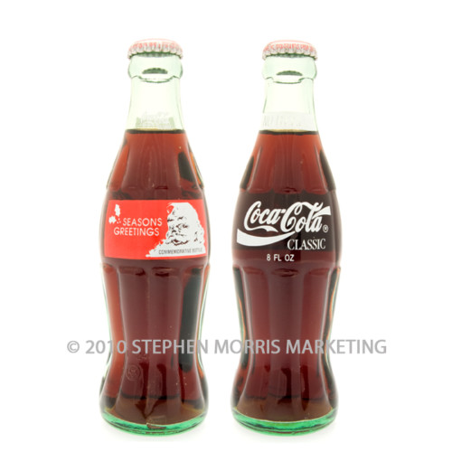 Coca-Cola Light Bottle 1994. Product Code A354-0