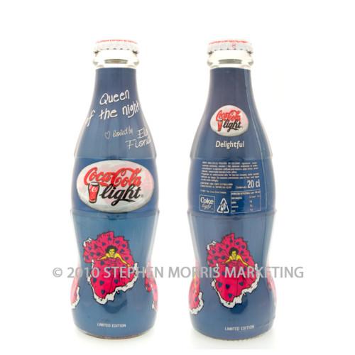Coca-Cola Light Bottle. Product Code L4-0
