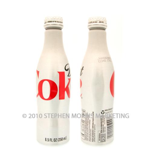 Diet Coke Bottle 2009. Product Code A49-0