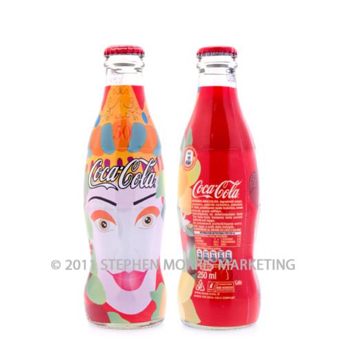 Glass Coca-Cola Bottle. Product Code I20-0