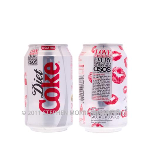 Aluminium Coca-Cola. Product Code C21-0