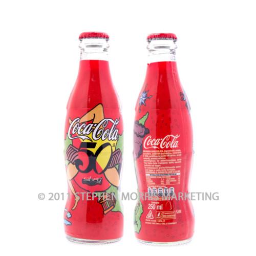 Coca-Cola Bottle 2010. Product Code I22-0
