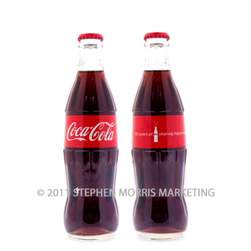 Coca-Cola Bottle 2011. Product Code B31-0