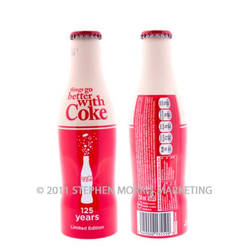 Aluminium Coca-Cola. Product Code L24-0