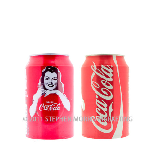 Coca Cola Can. Product Code C22-0