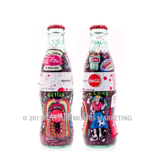 Coca Cola Bottle. Product Code FAZ01-0