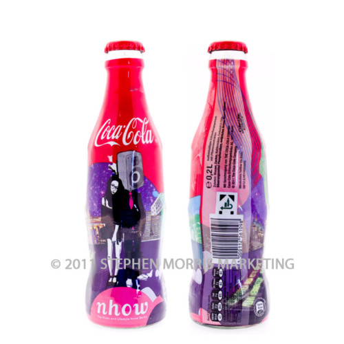 Coca-Cola Bottle 2011. Product Code D15-0