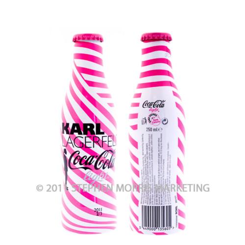 Coca-Cola Bottle 2011. Product Code F34c-0