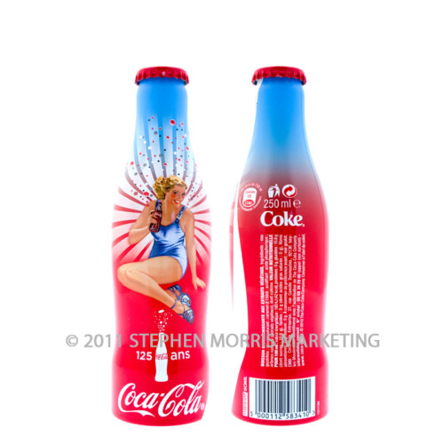 Coca-Cola Bottle 2011. Product Code F35-0