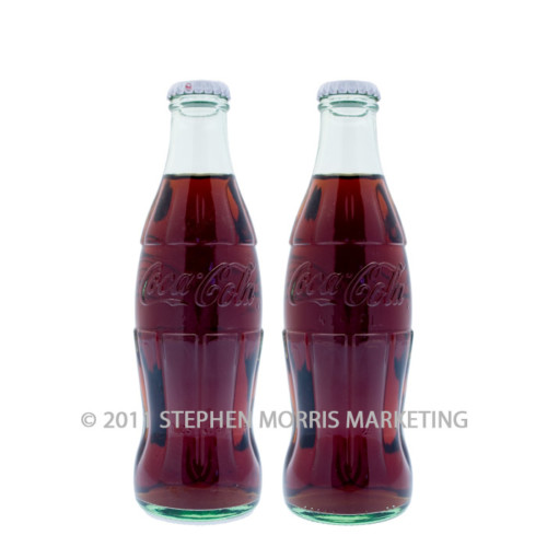 Coca-Cola Bottle 2011. Product Code D18-0