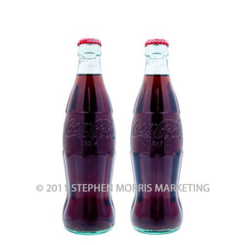 Coca-Cola Bottle 2011. Product Code I25-0