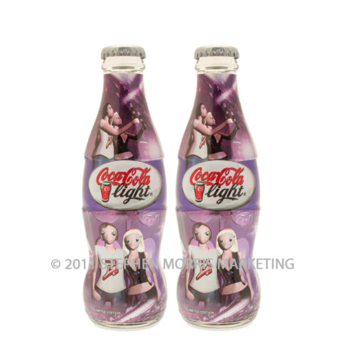 Coca-Cola Light Bottle 2006. Product Code I26-0